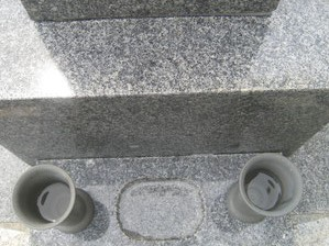 大阪府でお墓クリーニングとお墓参り代行 [after]