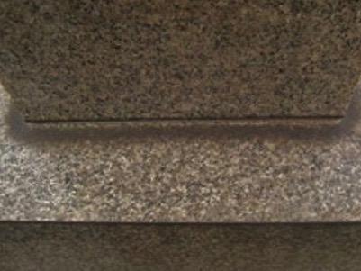 神奈川県でお墓クリーニングとお墓参り代行 [before]