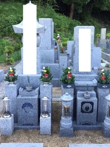 京都府でお墓とお墓まわりクリーンング